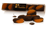 chocolate dipped apricot slices